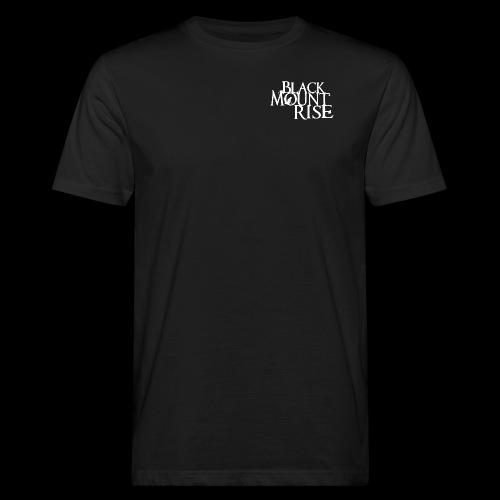BMR Schriftzug png ws - Männer Bio-T-Shirt