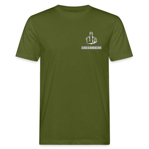 Logo Neu png - Männer Bio-T-Shirt