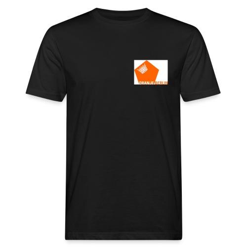 logooranje - Männer Bio-T-Shirt