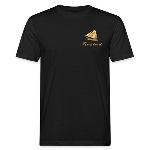 zeesbootpersmin7 - Männer Bio-T-Shirt