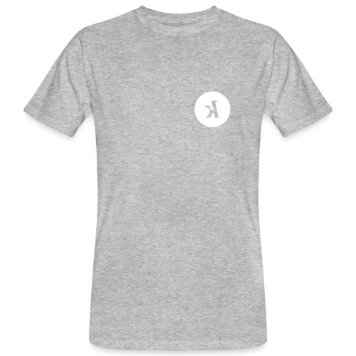 k wie kwerfeldein - Männer Bio-T-Shirt