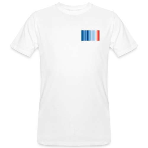 Klimawandel - Männer Bio-T-Shirt