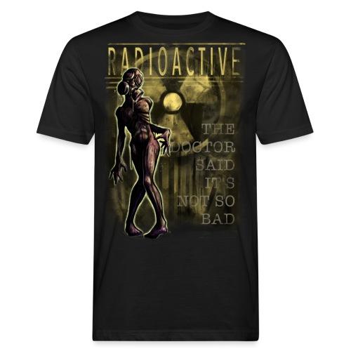 RADIOACTIVE - Männer Bio-T-Shirt