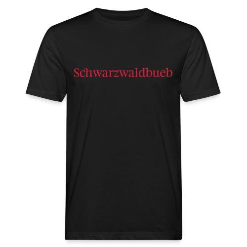 Schwarwaldbueb - T-Shirt - Männer Bio-T-Shirt