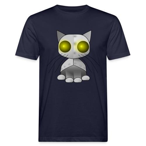 robotkatt - Men's Organic T-Shirt