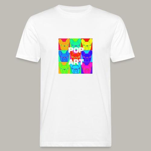 L'art de la Pop - T-shirt bio Homme