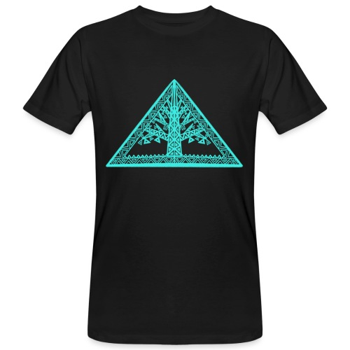 Lebensbaum - Männer Bio-T-Shirt