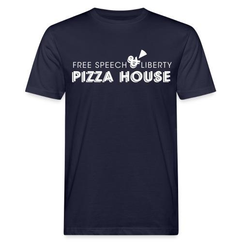logo_black - Men's Organic T-Shirt