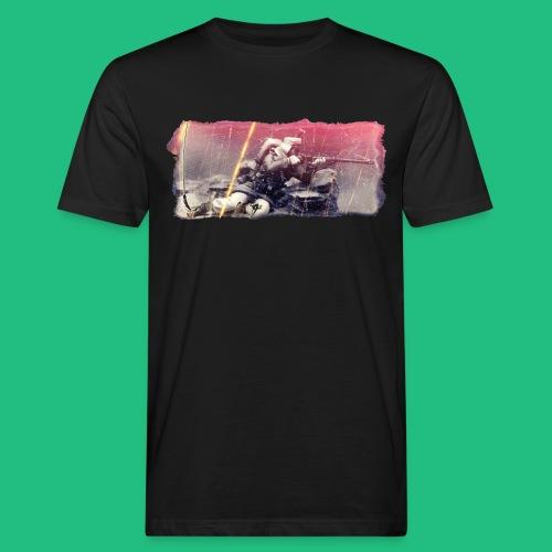 tireur couche - T-shirt bio Homme