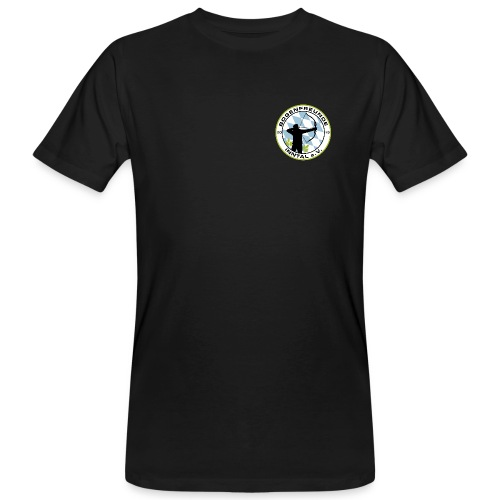 Bogenfreunde Inntal eV - Männer Bio-T-Shirt