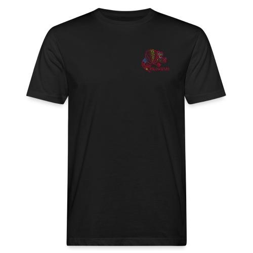 Alebrije Armadillo Red - Männer Bio-T-Shirt