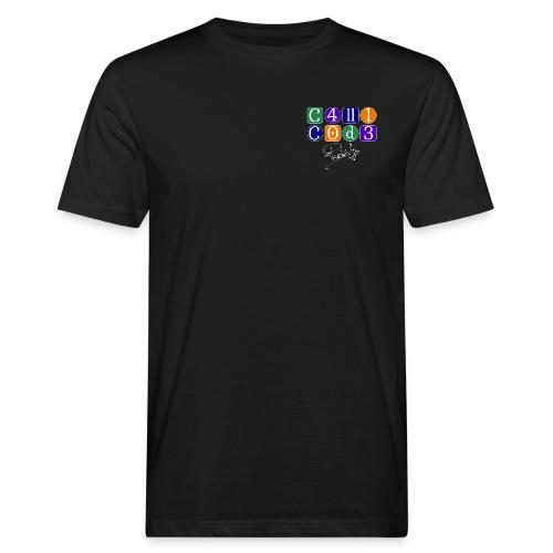 Callicode Pydéfis 2 - T-shirt bio Homme