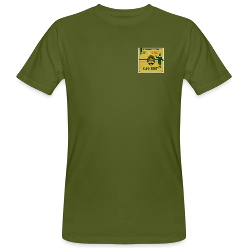 Eek a Mouse Kevin Barry - Men's Organic T-Shirt