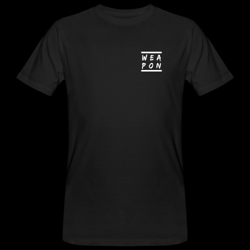 Weapon Original (White) - Men's Organic T-Shirt