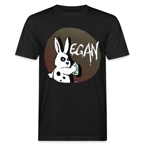 Rabbit - Männer Bio-T-Shirt
