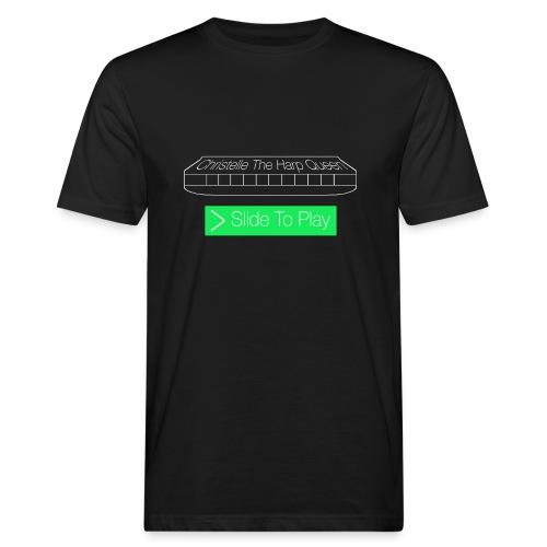 The Harp Queen T Shirt for men - Men's Organic T-Shirt