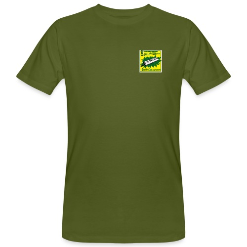 Smoke Marijuana - Men's Organic T-Shirt
