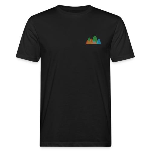 Istogramma Digital Colorist - T-shirt ecologica da uomo