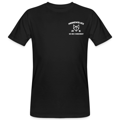 Promowolves finest png - Mannen Bio-T-shirt