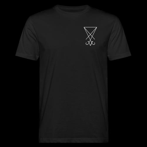 LVCIFER BLACK - Men's Organic T-Shirt