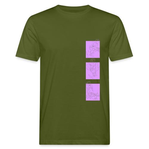 scary love v2 - Männer Bio-T-Shirt
