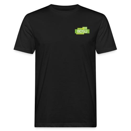 BDSU Logo - Männer Bio-T-Shirt
