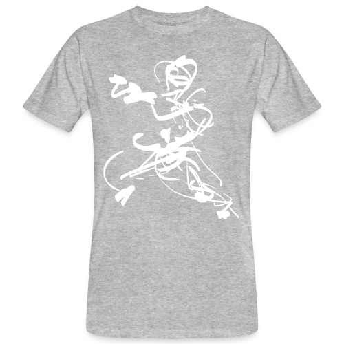 mantis style - Men's Organic T-Shirt