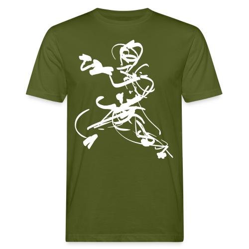 mantis style - Men's Organic T-Shirt