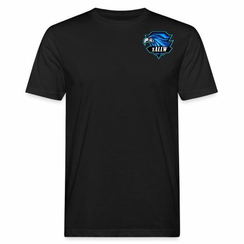 xallw logo - Männer Bio-T-Shirt