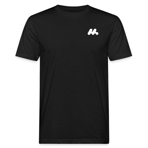 LOGO1 - Männer Bio-T-Shirt
