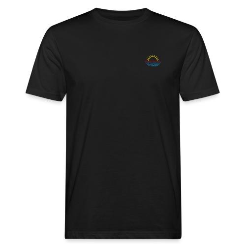 sunset - Männer Bio-T-Shirt