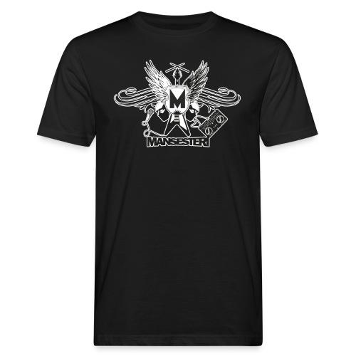 Mansesteri T-paita - Miesten luonnonmukainen t-paita