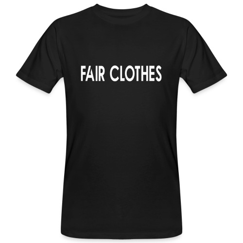 Fair clothes - basic - Mannen Bio-T-shirt