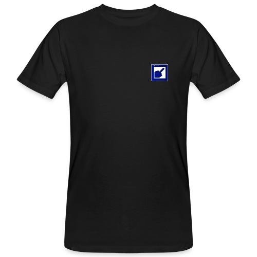 narrlogoleistung - Männer Bio-T-Shirt