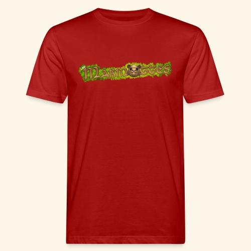 marmottes logo HD - T-shirt bio Homme