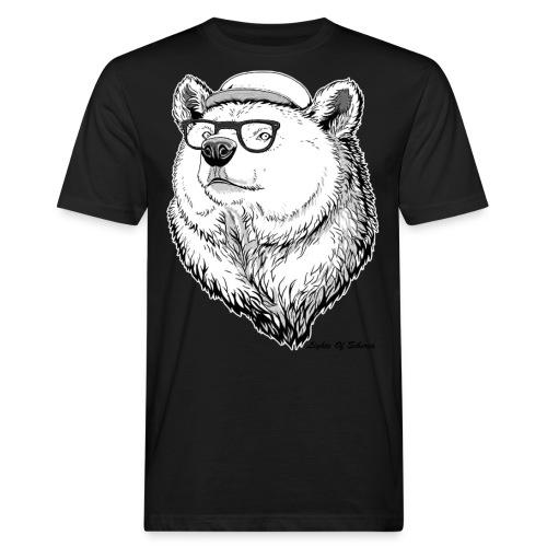 Lights Of Siberia - Men's Organic T-Shirt