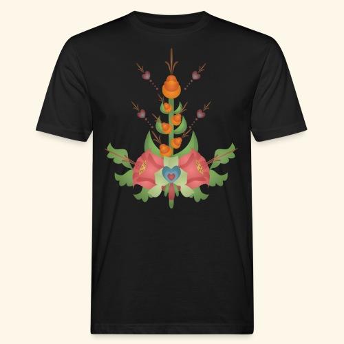 Kurbits Bukett - Men's Organic T-Shirt