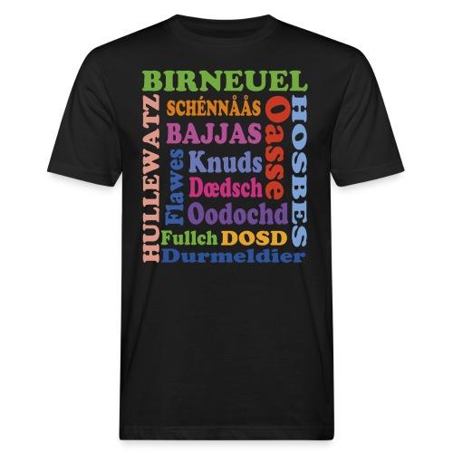 schimpf - Männer Bio-T-Shirt