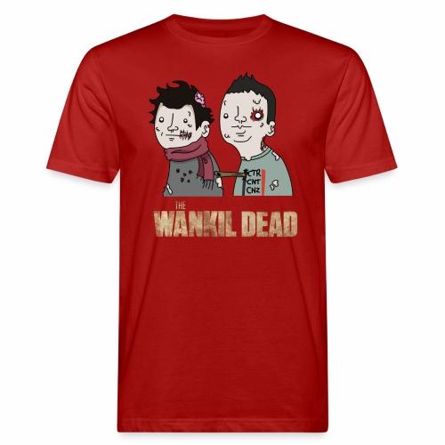 The Wankil Dead - T-shirt bio Homme