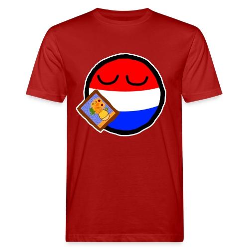 Netherlandsball - Men's Organic T-Shirt