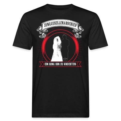 Help ME - Männer Bio-T-Shirt