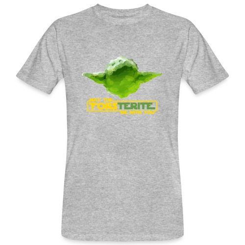 Forsterite force - Camiseta ecológica hombre