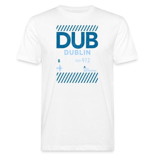 Dublin Ireland Travel - Men's Organic T-Shirt