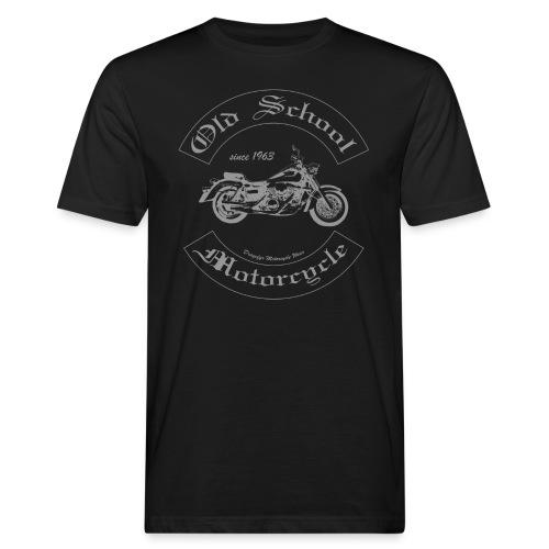Old School MC | 1963 - Männer Bio-T-Shirt