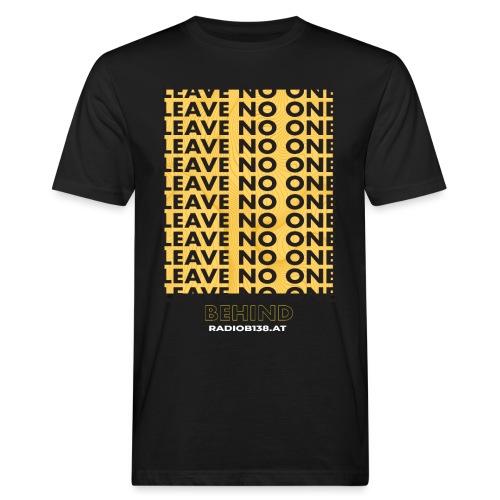 Radio Spruch - Männer Bio-T-Shirt