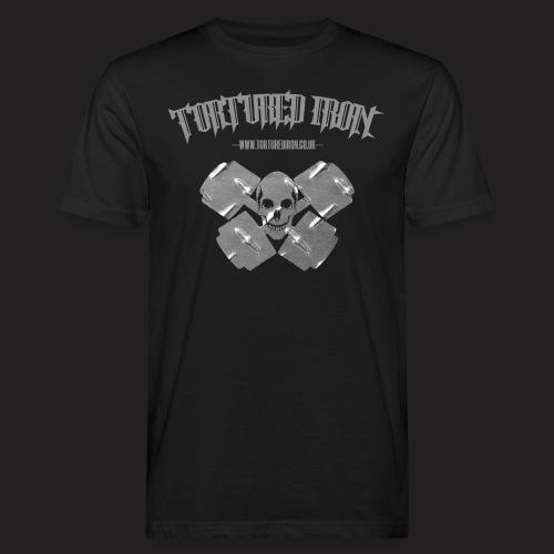 skull - Men's Organic T-Shirt