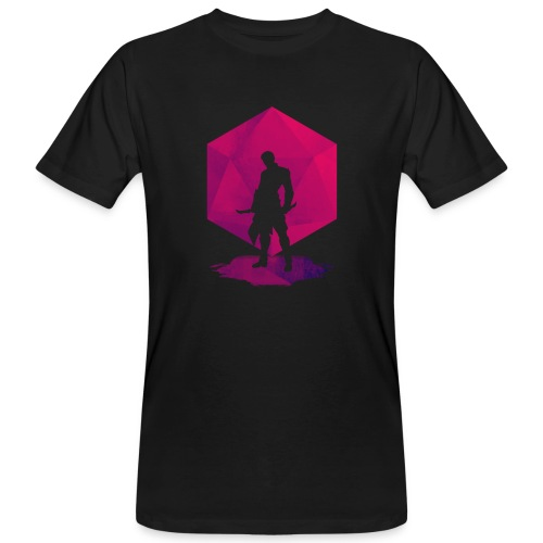 Varjo-salamurhaaja - Dungeons and Dragons d20 - Miesten luonnonmukainen t-paita