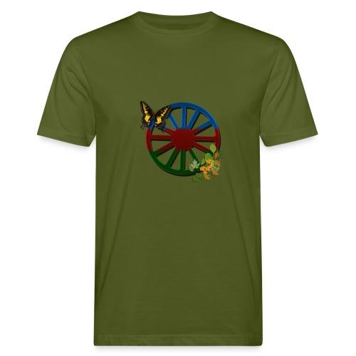 626878 2406576 lennyromanodromflagaloev orig - Ekologisk T-shirt herr