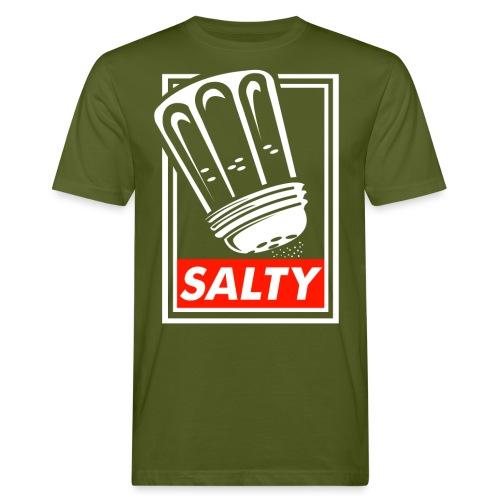 Salty white - Men's Organic T-Shirt