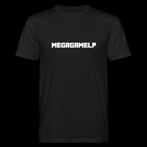 MegaGameLP - Männer Bio-T-Shirt